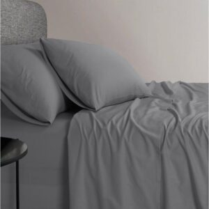 1200TC Organic Single Cotton Sheet Set by Elan Linen (5)